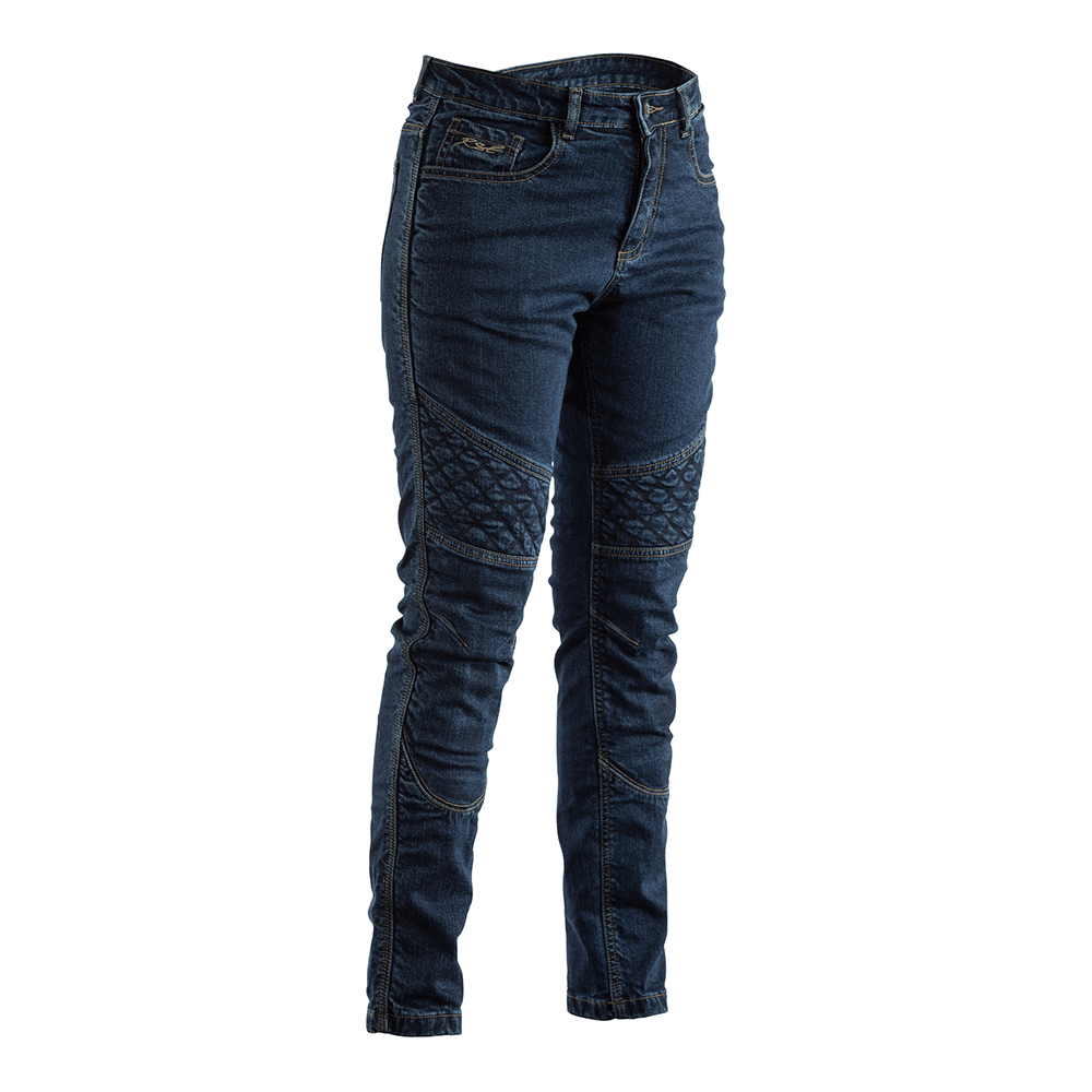 RST Aramid Straight Leg Ladies Jean