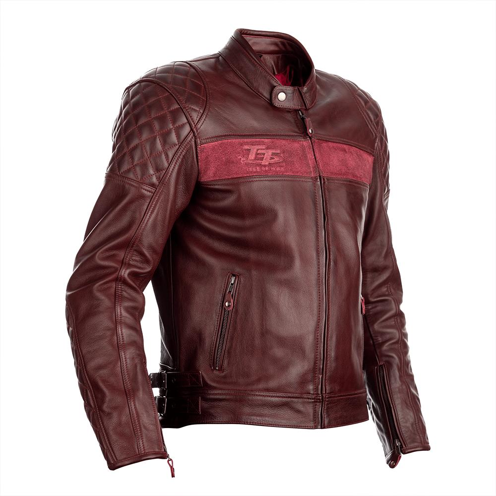 RST IOM TT Brandish Leather Jacket