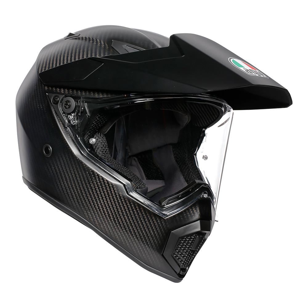 AGV AX9 Matt Carbon