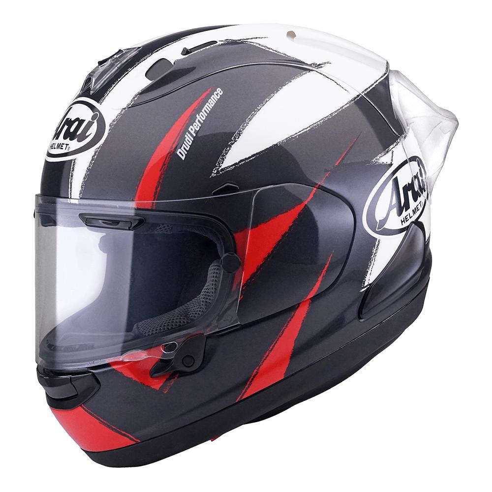 Arai RX-7V Race FIM Sign