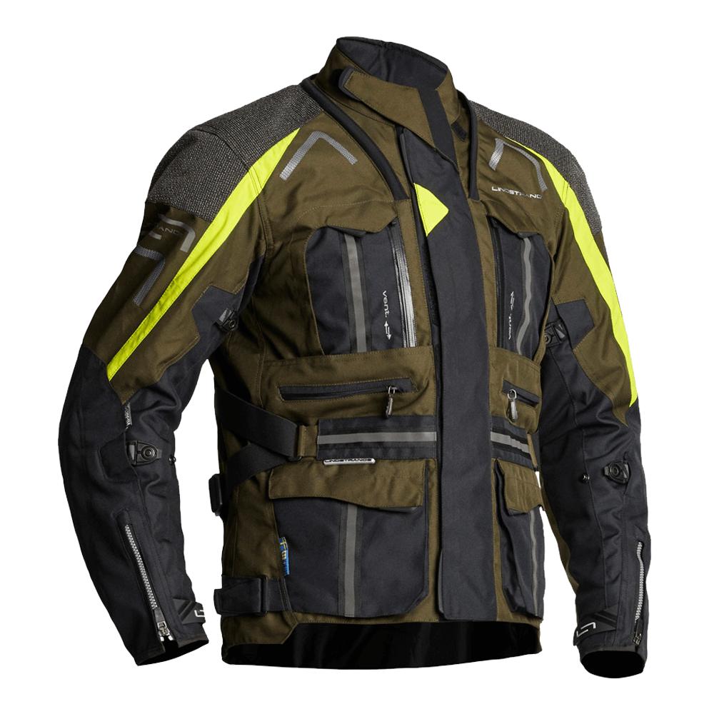Lindstrands Oman Textile Jacket