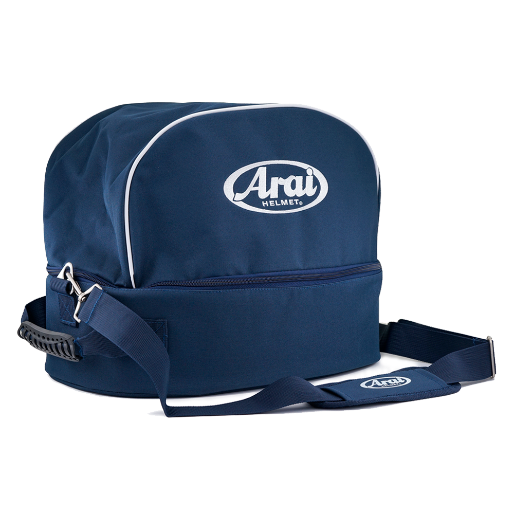 Arai Helmet 'N' Hans Bag