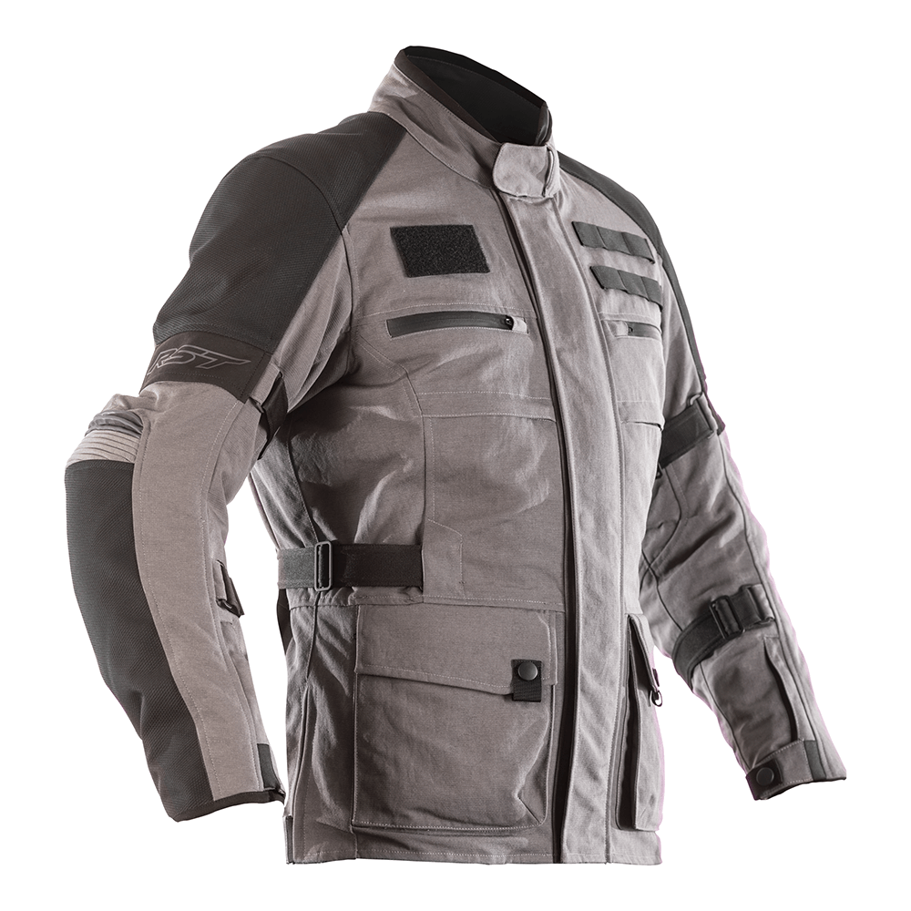 RST Pro Series X-Raid Textile Jacket - CE Approved