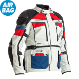RST Pro Series Adventure-X Airbag Textile Jacket - CE Approved