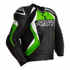 RST TracTech Evo 4 Leather Jacket CE Approved