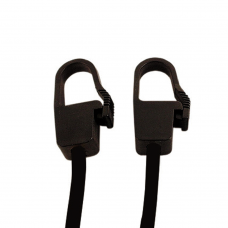 """Bungee straps 30"""" with plastic lockable head"""