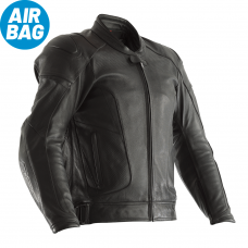 RST GT Airbag Leather Jacket CE Approved